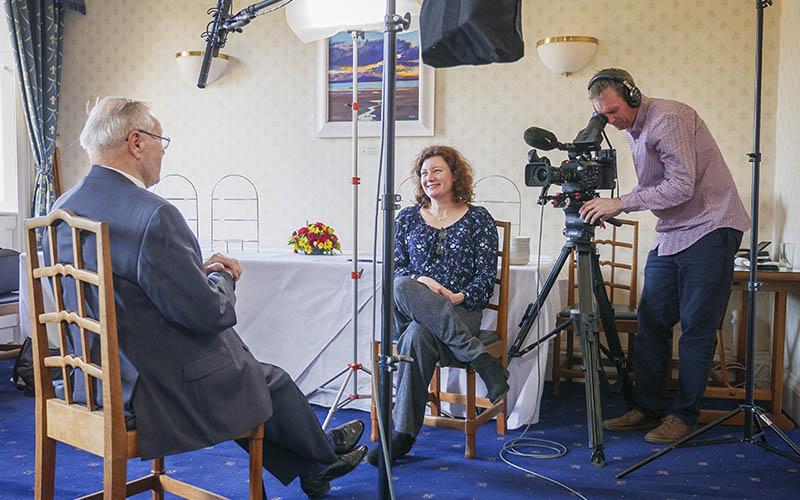 turi king interviewing david baker