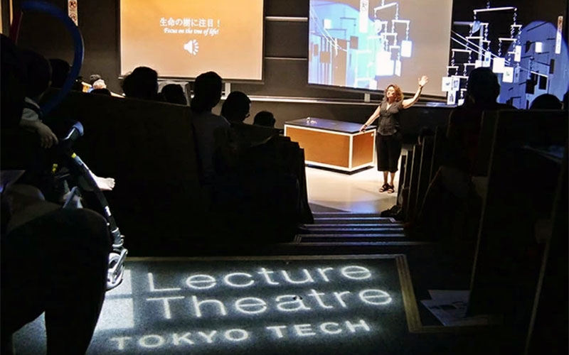 Turi-King-The-Royal-Institution-of-Great-Britain-Christmas-Lectures-Tokyo-Tech