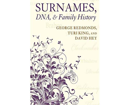 Buy Surnames, DNA and Family History book on Amazon